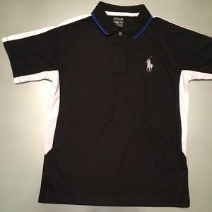 NWT: Polo by Ralph Lauren SS Athletic Polo Shirt